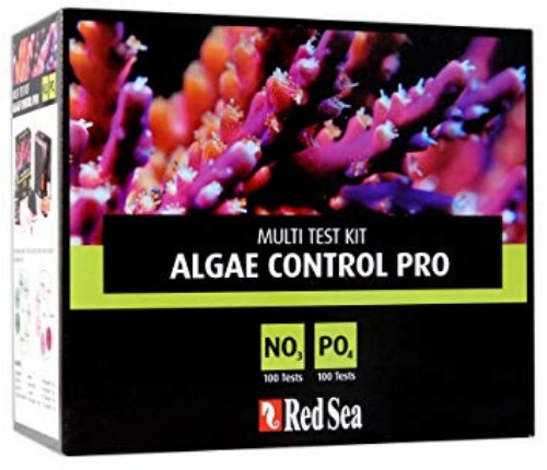 Red Sea Algae Control Test Kit