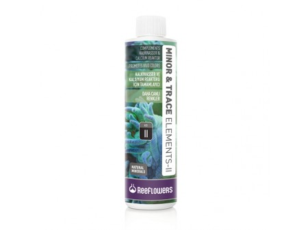 Reeflowers Minor & Trace Elements