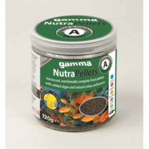 Gamma NutraPellets Algae Boost 1.75mm 120g