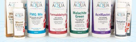 Evolution Aqua Pond Treatment Medications