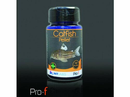 NT Labs Pro-f Catfish Pellet 50G High Protein Bottom