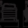 VariPump Dimensions Image