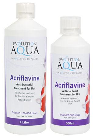 Evoltion Aqua Med Acriflavin