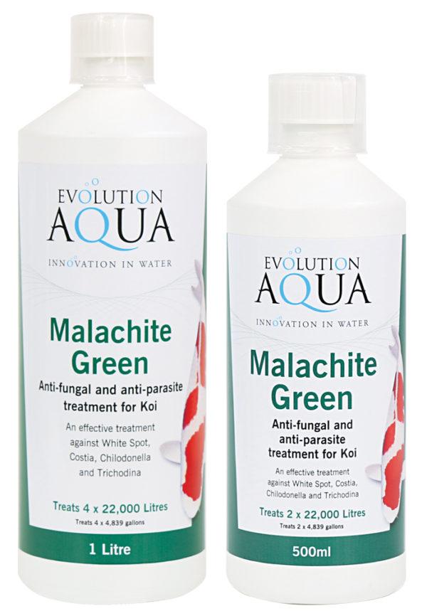 Evolution Aqua Med Malachite Green