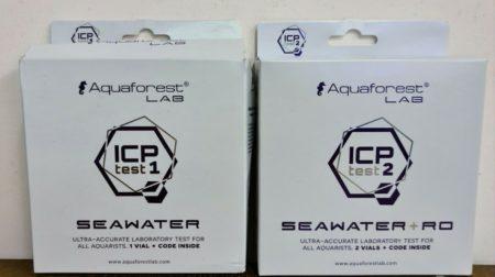 MarinLab ICP Test From Aquaforest