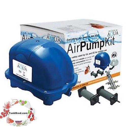 Evolution Aqua Airtech Air Pump (All sizes) pond air pump