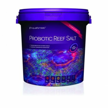Aquaforest Probiotic Reef Salt 22k