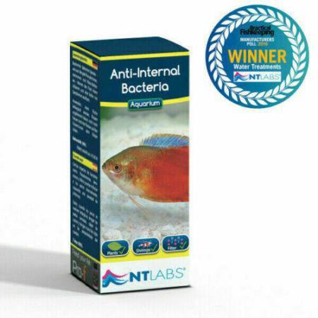 NT Labs Aquarium Anti-Internal Bacteria 100ml