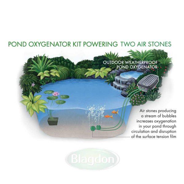 Blagdon Pond Oxygenator Kit